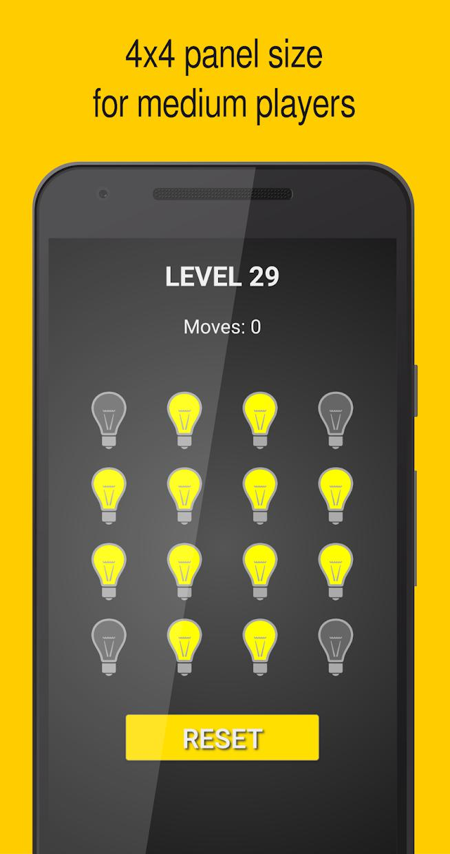Turn Off The Light - Puzzle Game 游戏截图5
