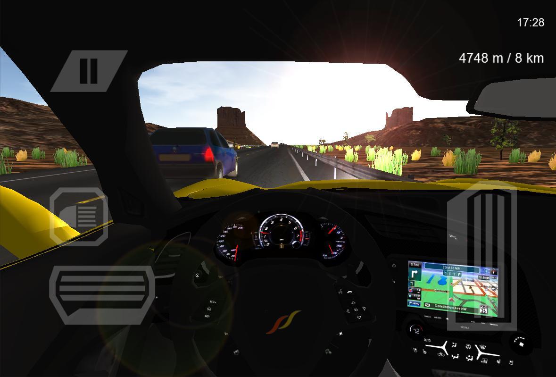 Voyage: Usa Roads 游戏截图1