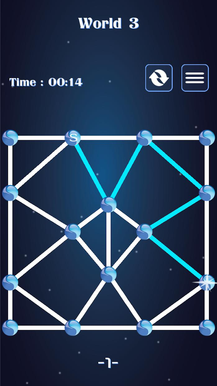 Connect Points 游戏截图1