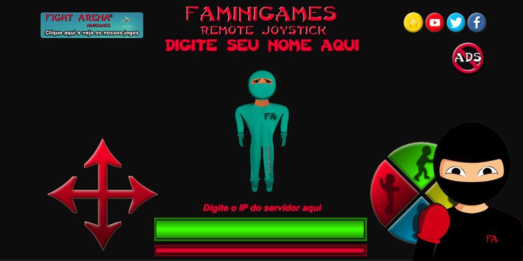 Remote Joystick 游戏截图2