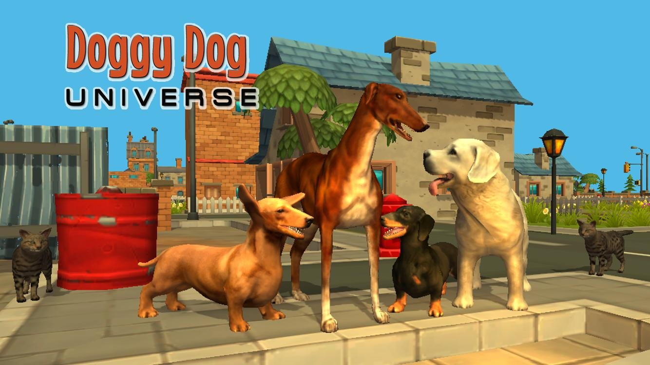 Doggy Dog Universe 游戏截图1