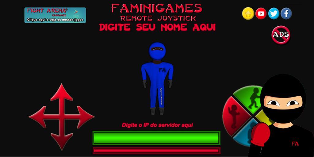 Remote Joystick 游戏截图3