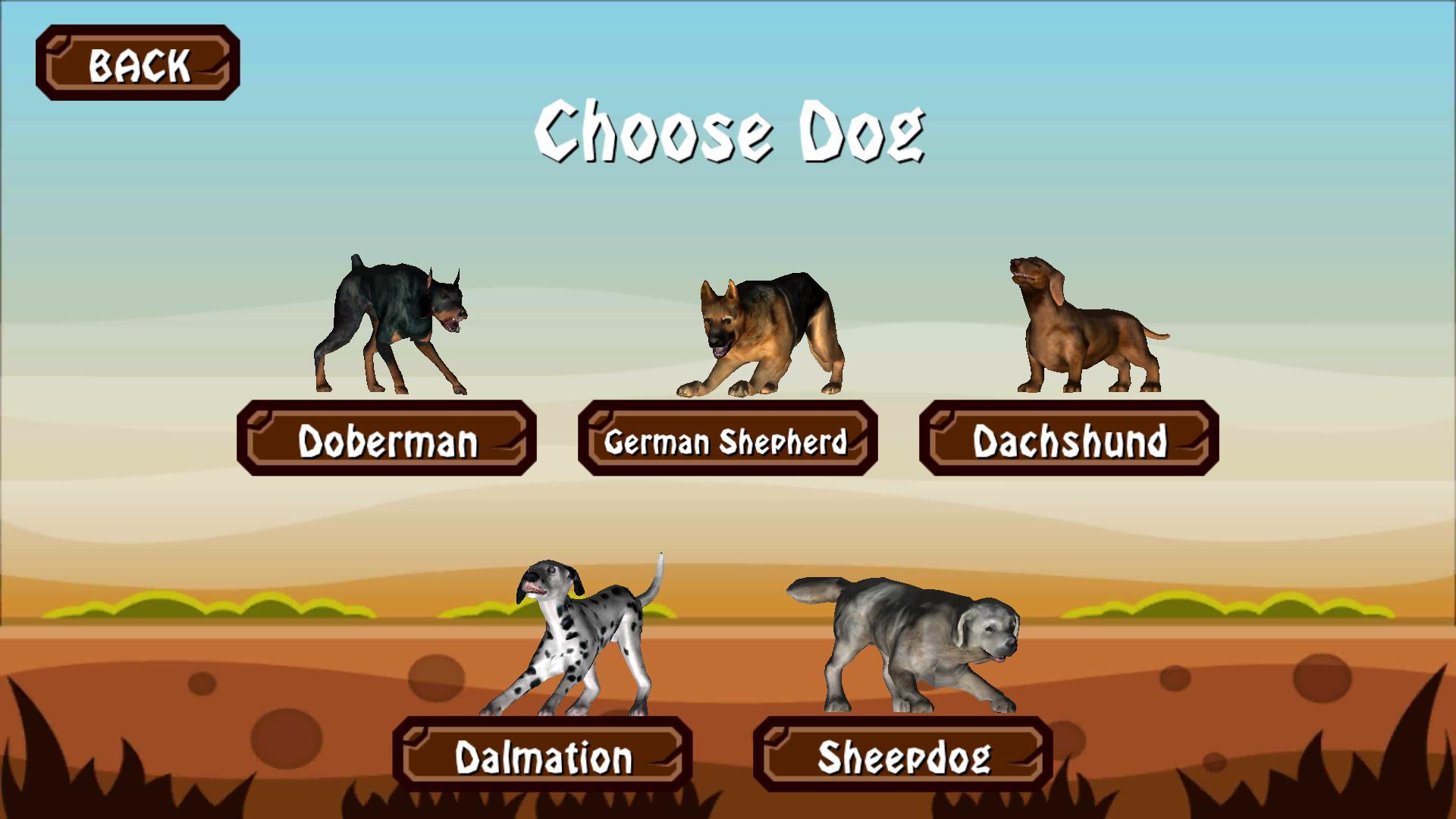 Doggy Dog Universe 游戏截图2