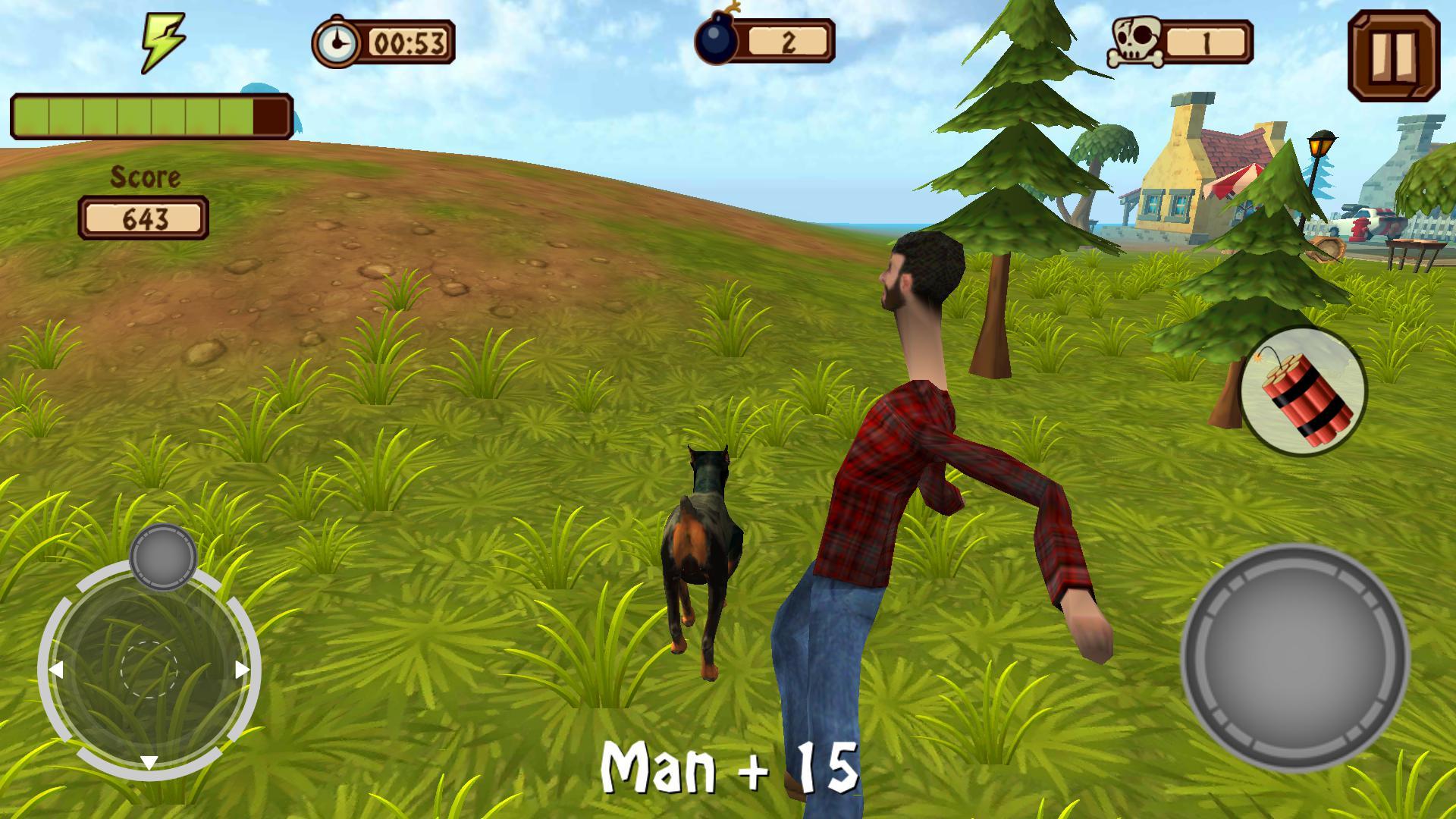 Doggy Dog Universe 游戏截图3