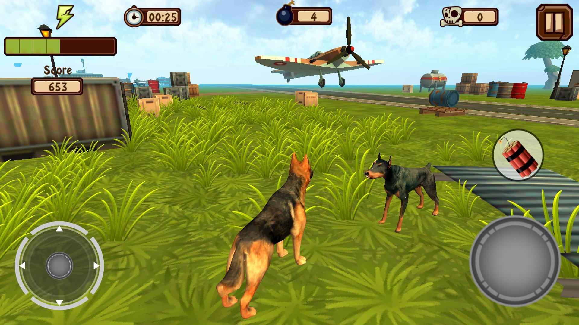Doggy Dog Universe 游戏截图4