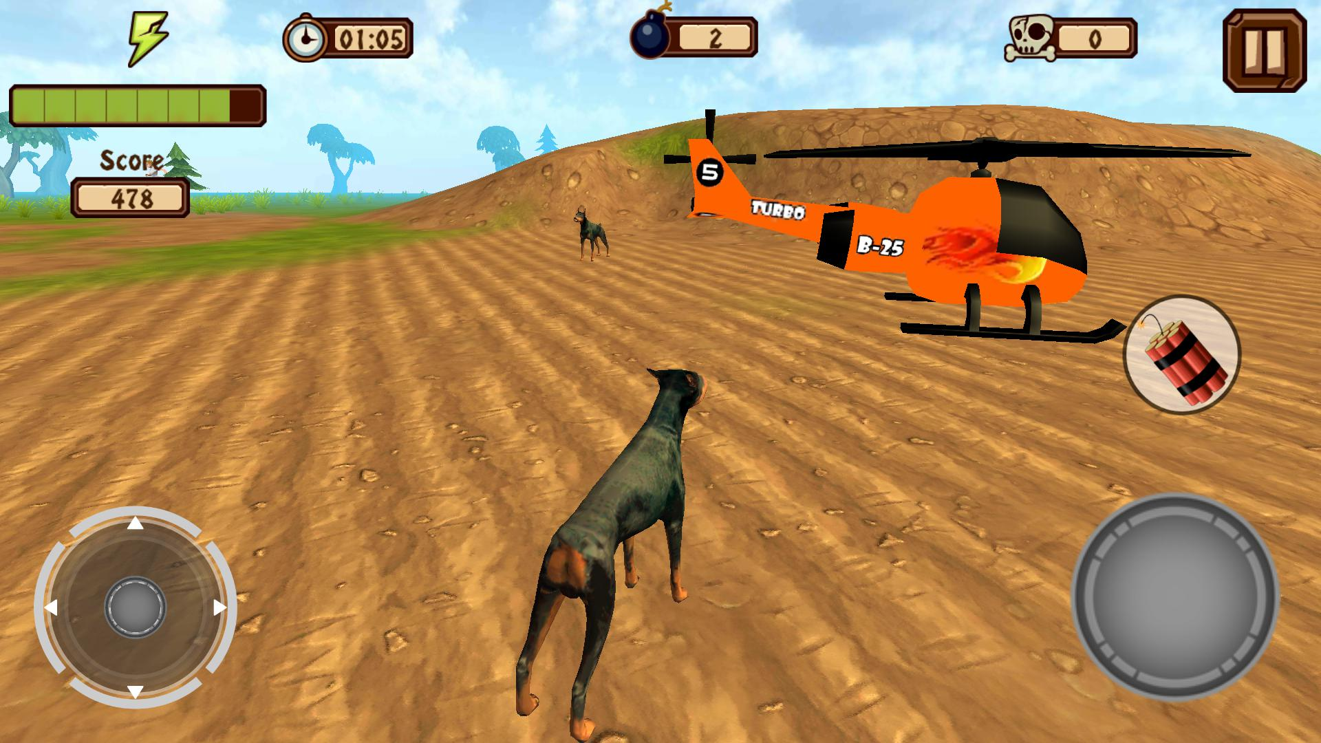 Doggy Dog Universe 游戏截图5