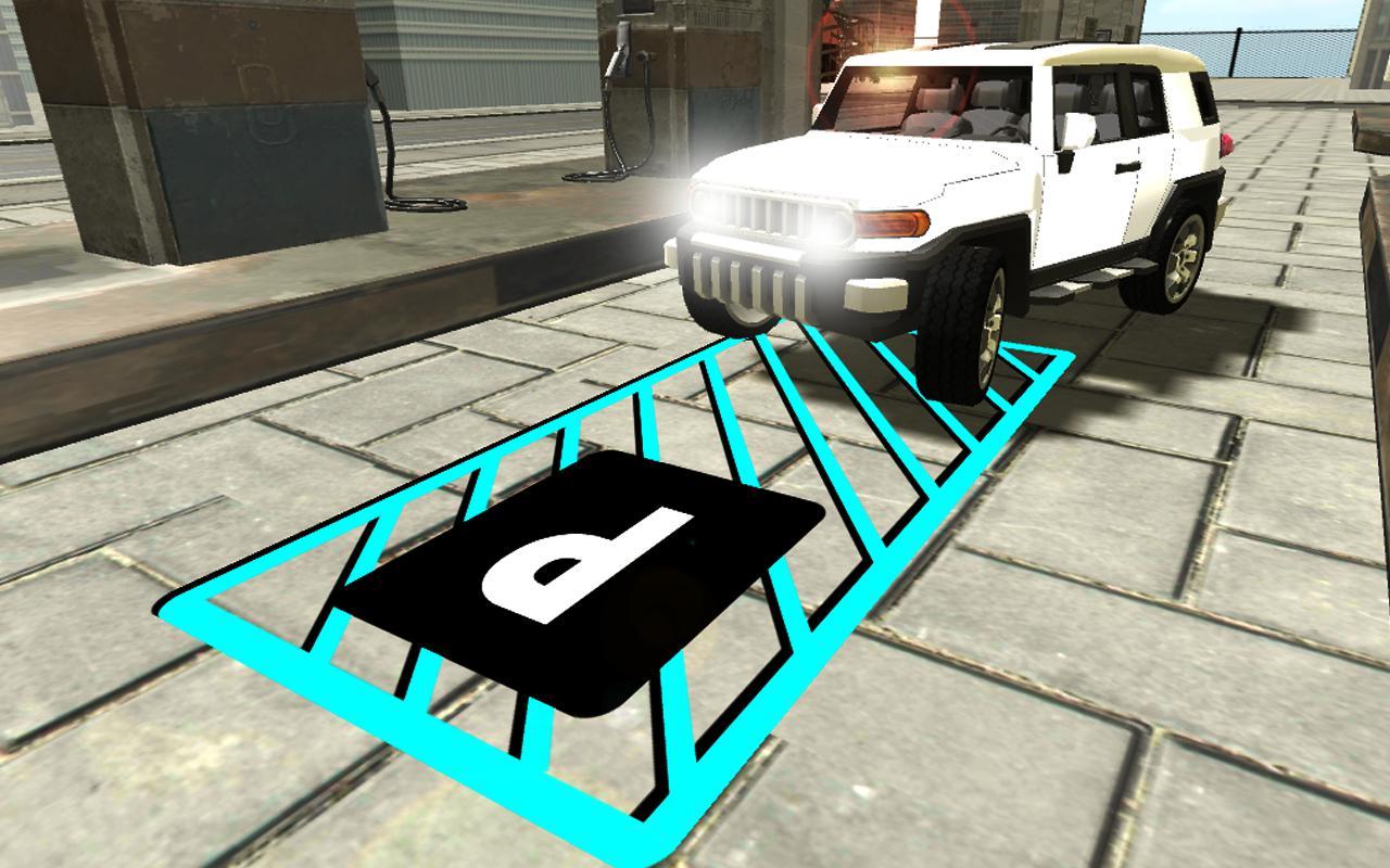 驾驶n停车场2017年 游戏截图2
