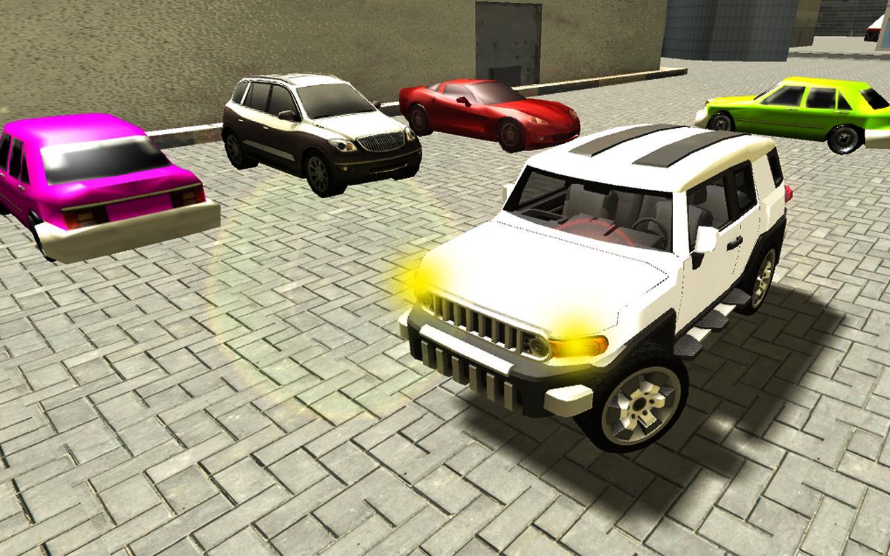 驾驶n停车场2017年 游戏截图3