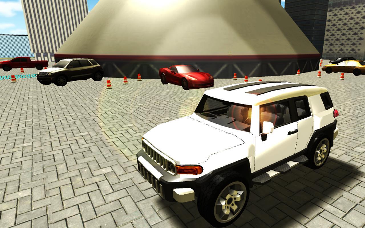 驾驶n停车场2017年 游戏截图5