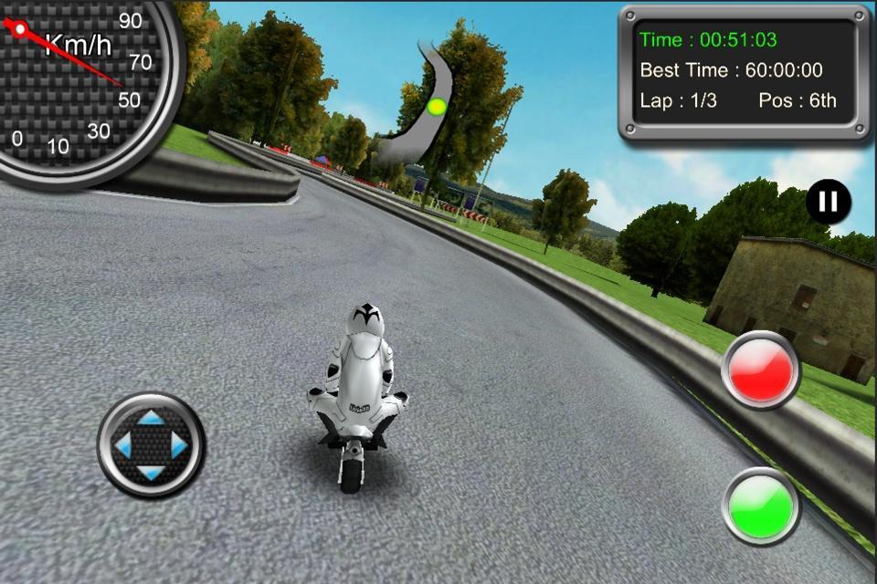 Minibike Racing 游戏截图3
