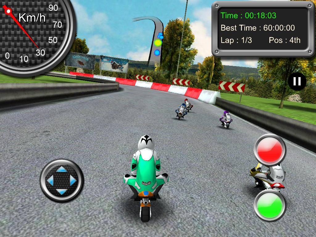 Minibike Racing 游戏截图4
