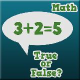 True or False Math