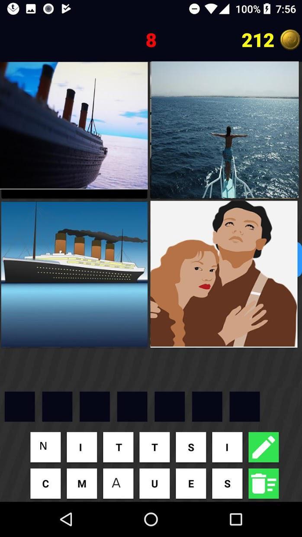 4 Images 1 Film 游戏截图2