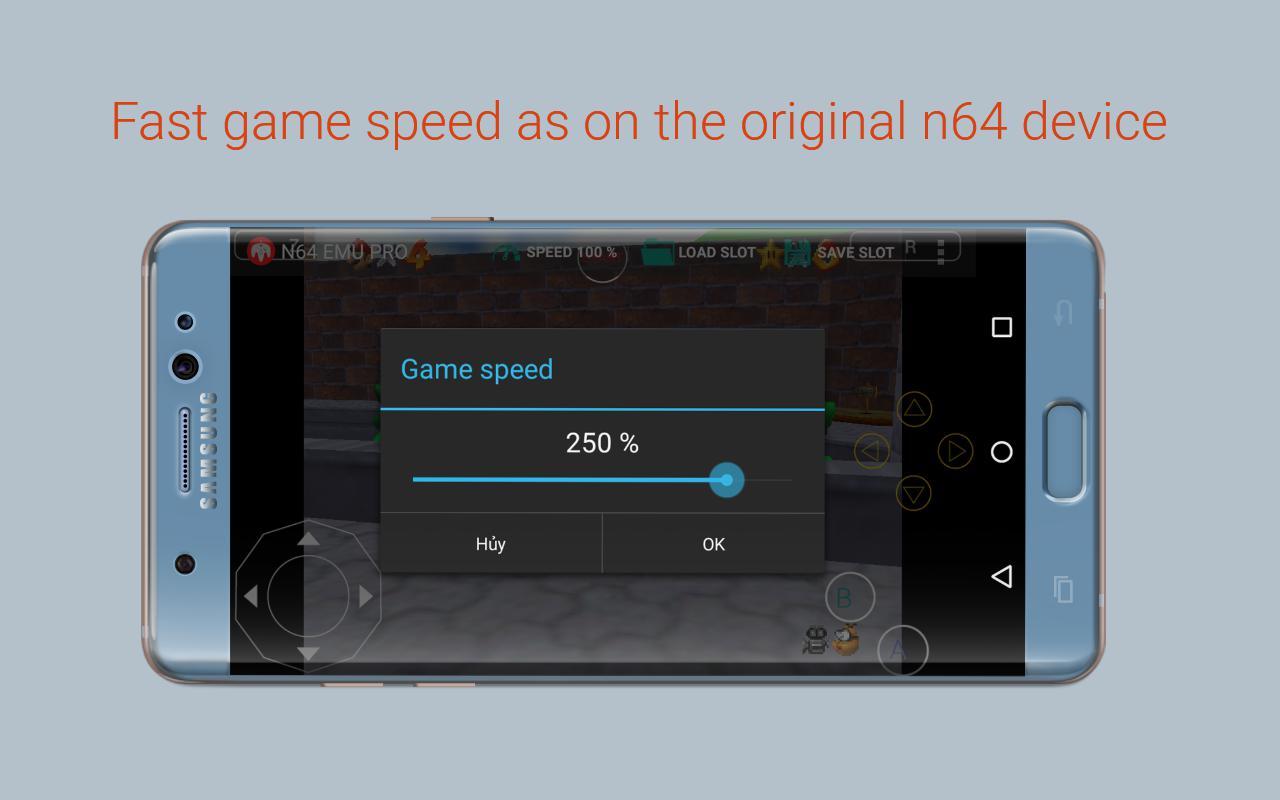 N64 Emulator Pro 游戏截图2