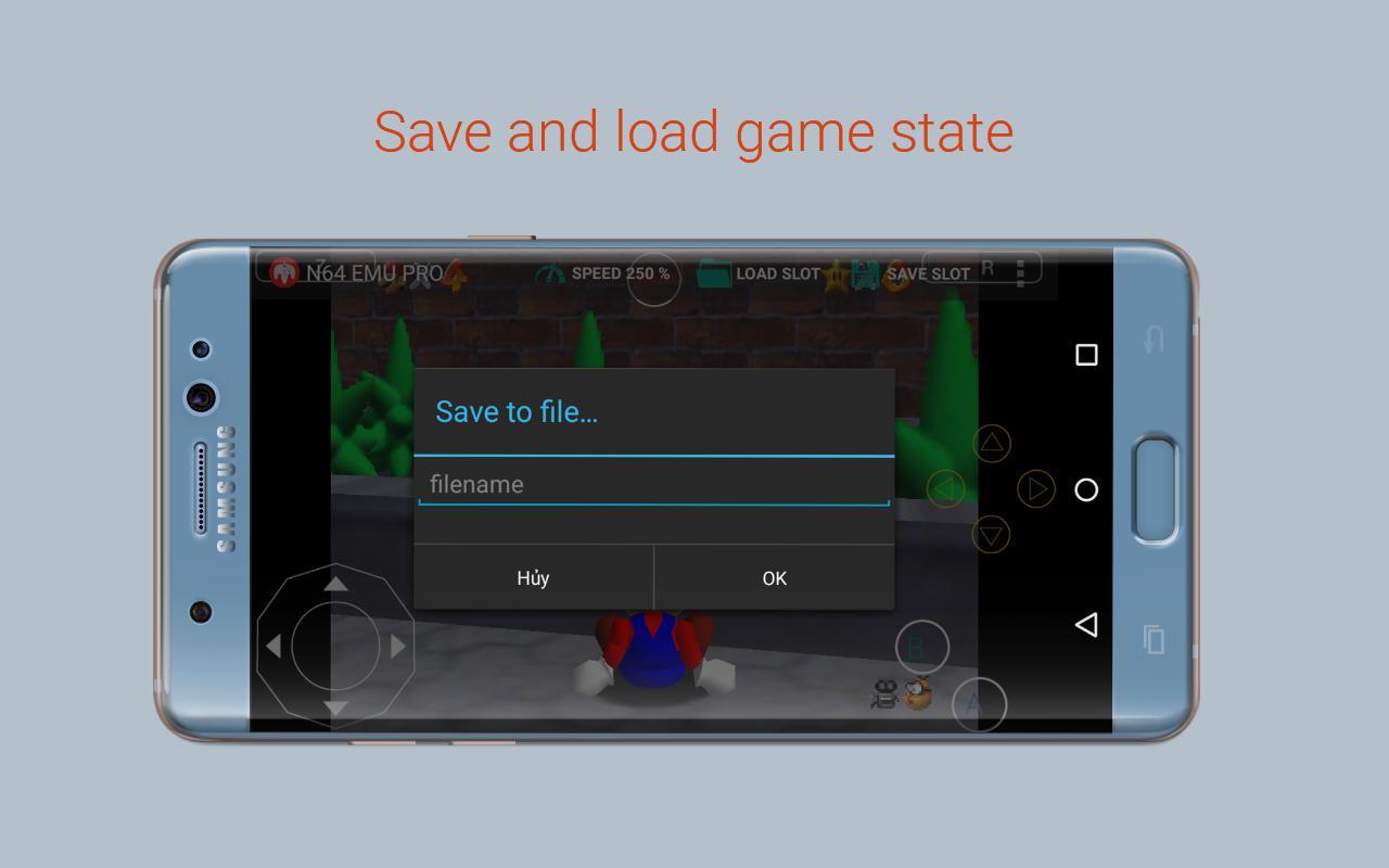 N64 Emulator Pro 游戏截图3