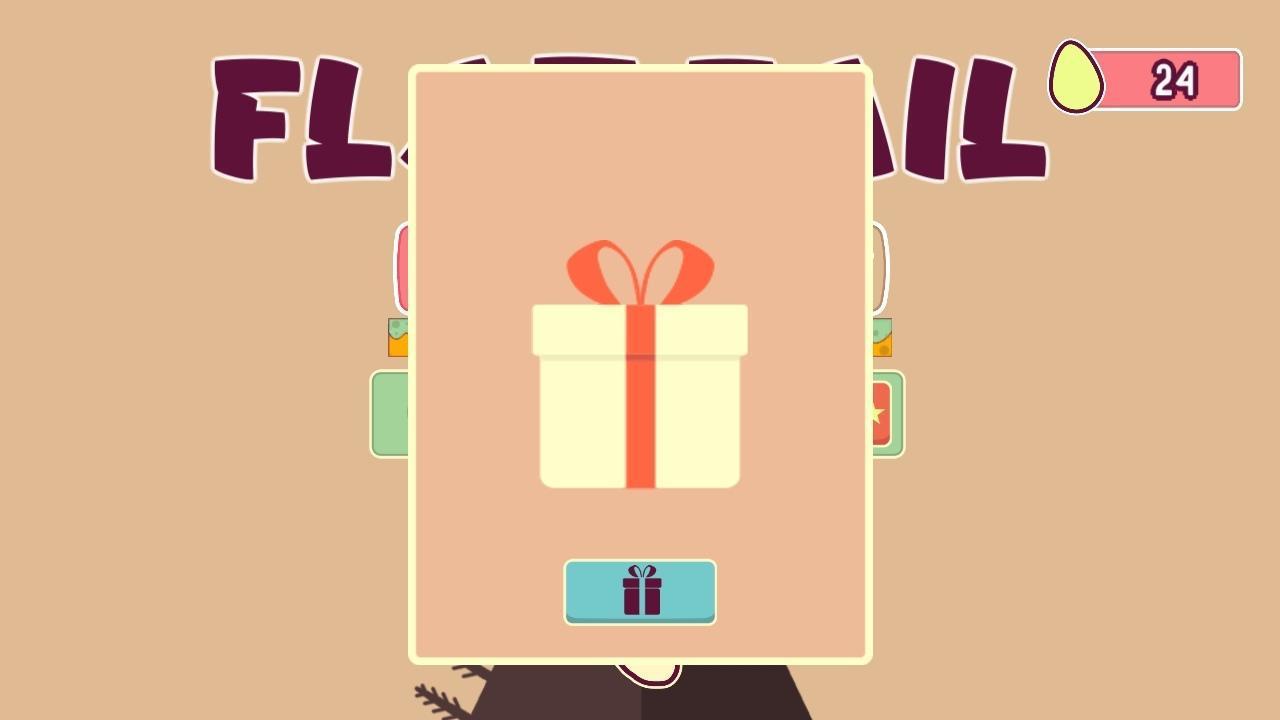Flat Fall - Спаси яйцо 游戏截图3