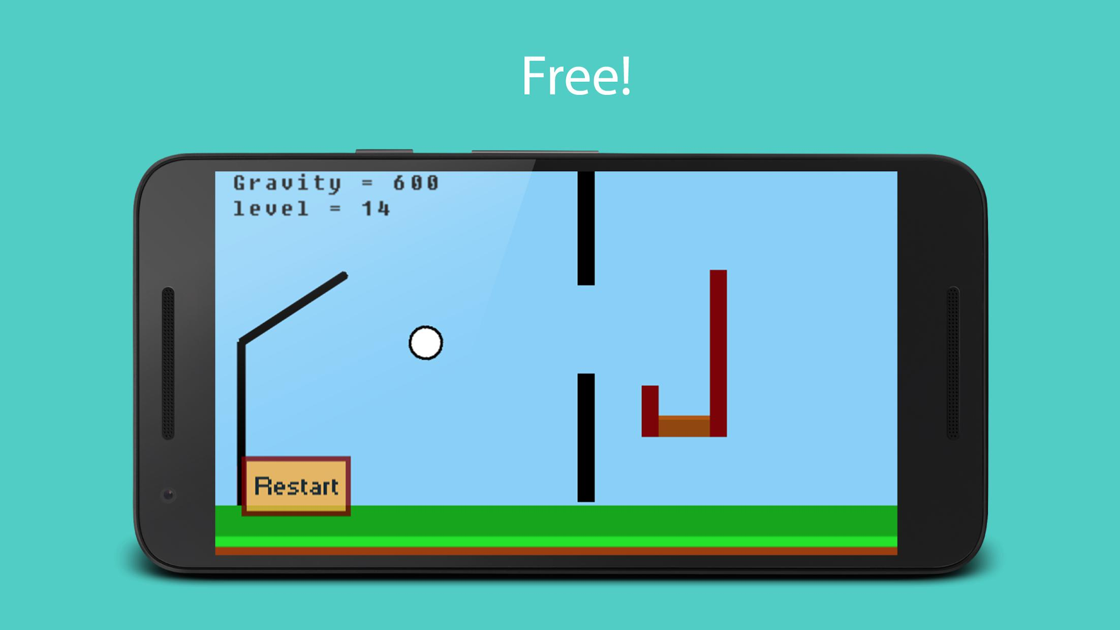 Ball Swing 游戏截图3