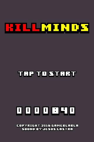 KillMinds 游戏截图1