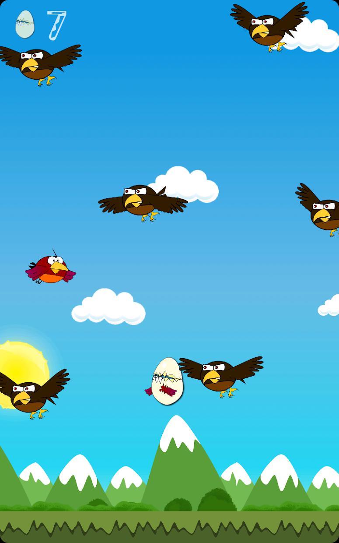 Bubble Bird 游戏截图1