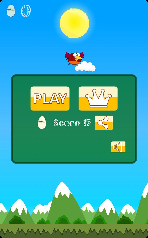 Bubble Bird 游戏截图3