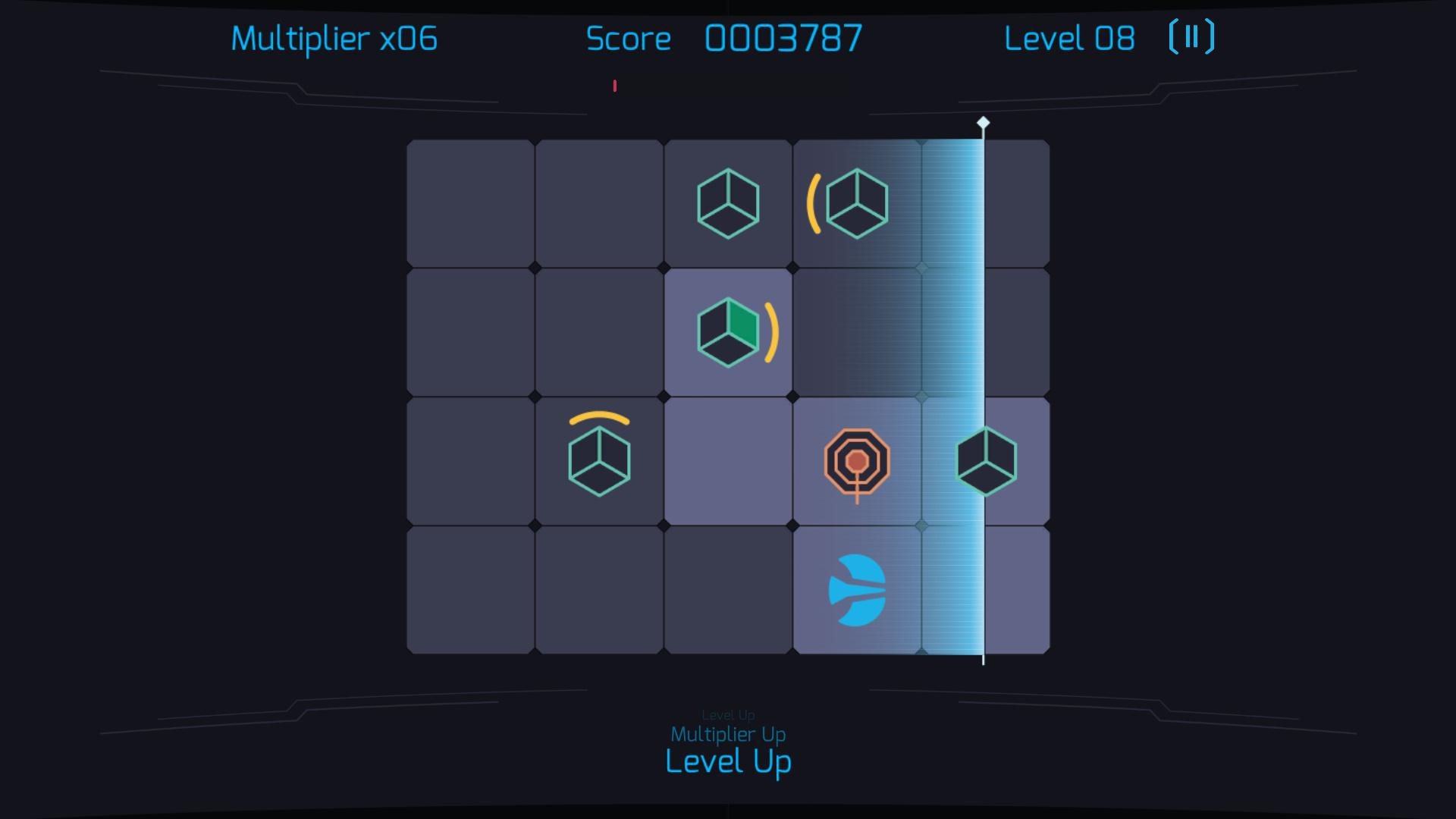 SLIDER: Slide, Score, Survive 游戏截图3