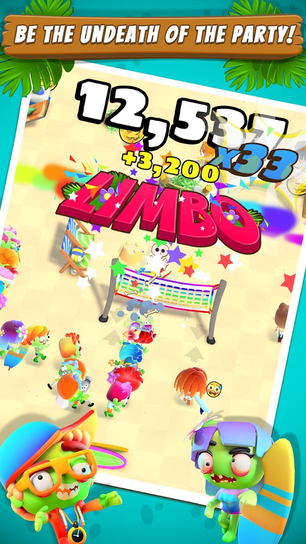 Zombie Beach Party 游戏截图2