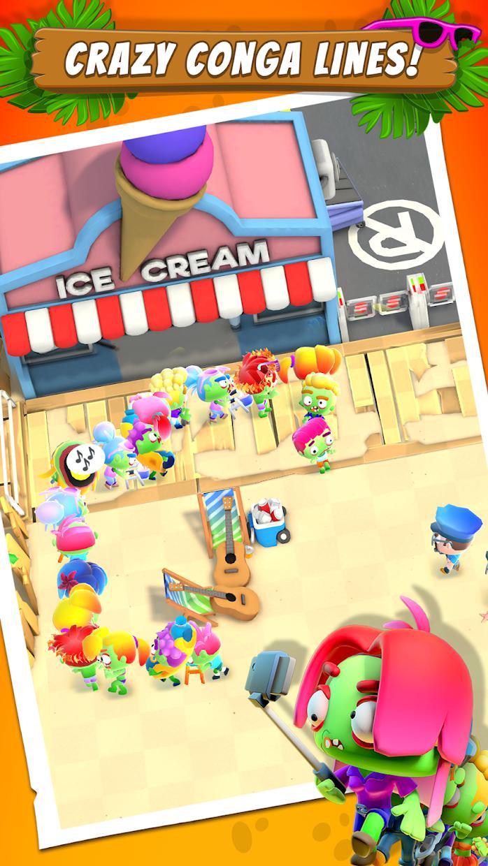 Zombie Beach Party 游戏截图3