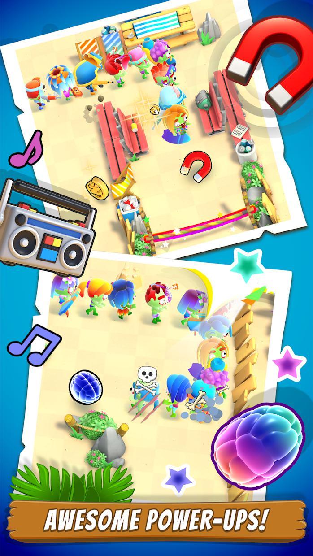 Zombie Beach Party 游戏截图4