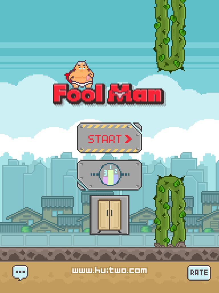 Fool Man 游戏截图5