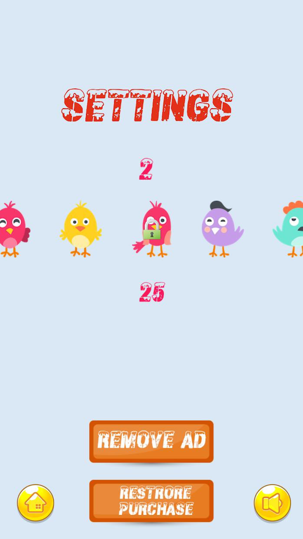 Amazing Birdie Jump 游戏截图3