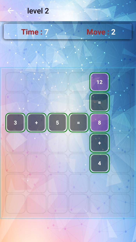 Math Pieces - Math games 游戏截图3
