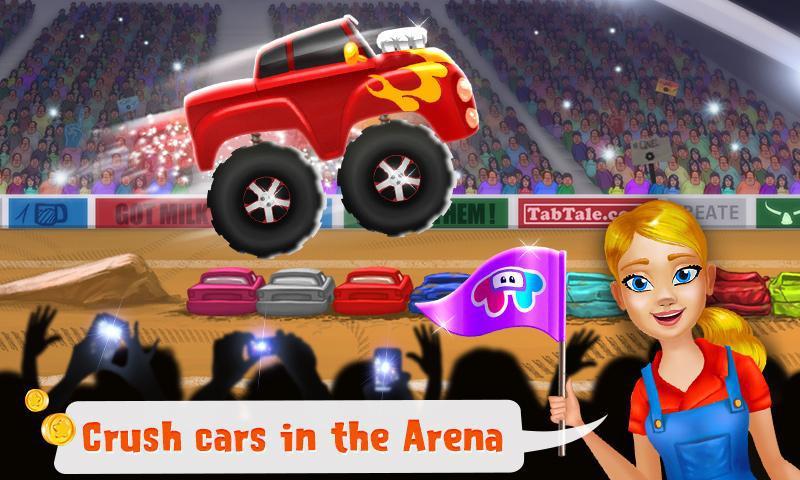 Mechanic Mike - Monster Truck 游戏截图3