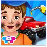 Mechanic Mike - Monster Truck