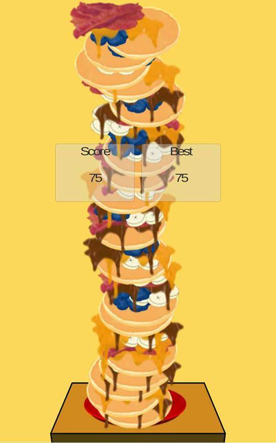 Messy Pancakes 游戏截图1