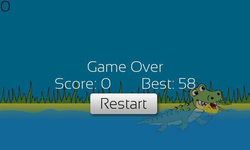 Hungry Crocodile 游戏截图3
