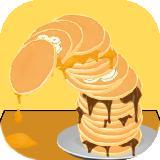 Messy Pancakes