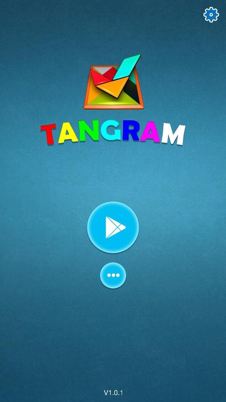 Tangram Puzzles Free 游戏截图1