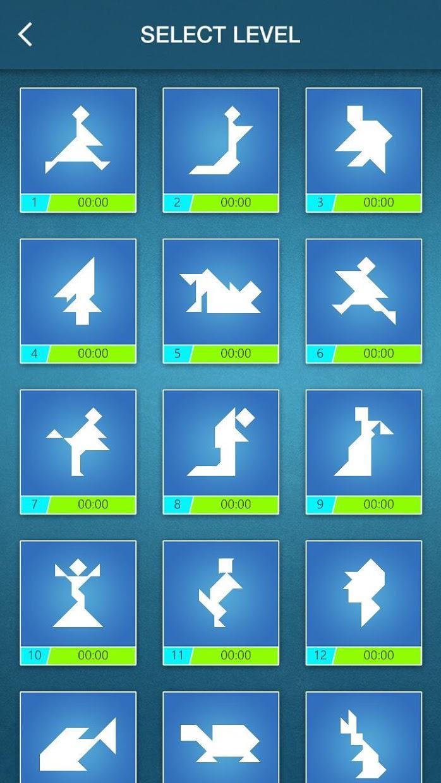 Tangram Puzzles Free 游戏截图2