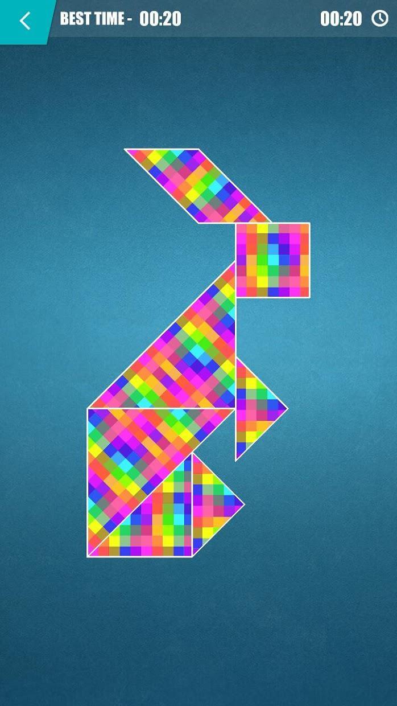 Tangram Puzzles Free 游戏截图4