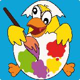 Kids Educational Coloring Game