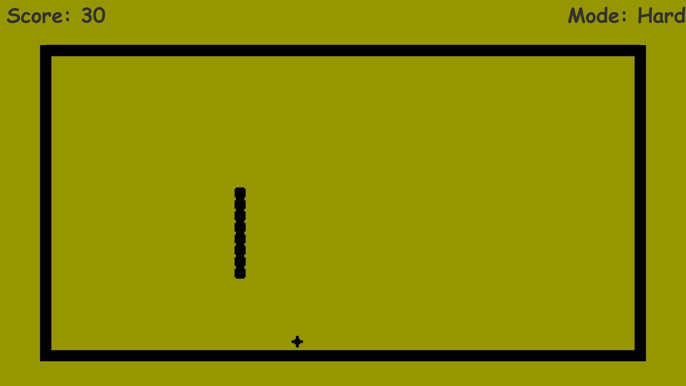 Original Classic Snake 游戏截图2