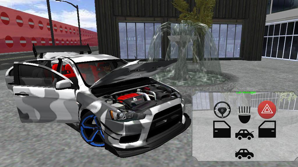 Lancer Evo Simulator 游戏截图3
