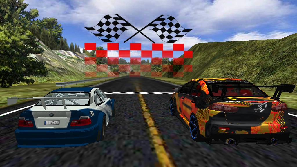 Lancer Evo Simulator 游戏截图4