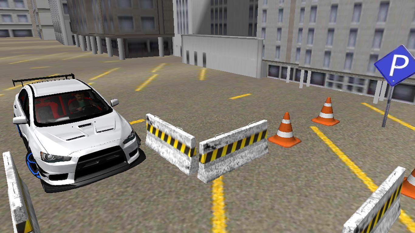 Lancer Evo Simulator 游戏截图5