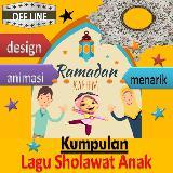 Lagu Sholawat Anak Menarik - Edukasi Islam