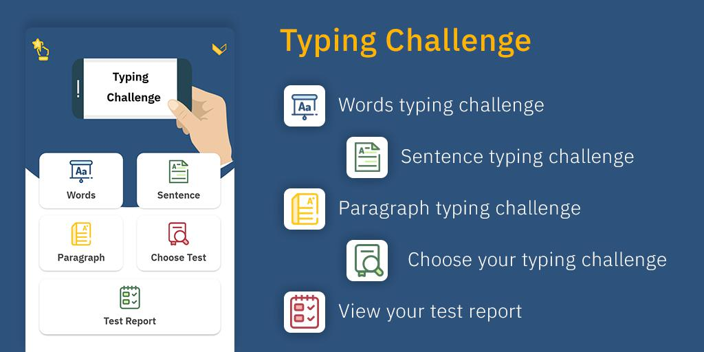 Typing Challenge: Learn Typing 游戏截图2