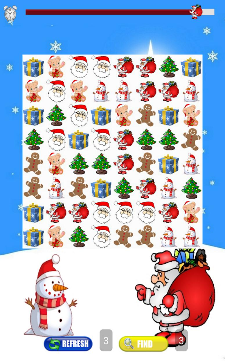 Christmas Game: Kids - FREE! 游戏截图2