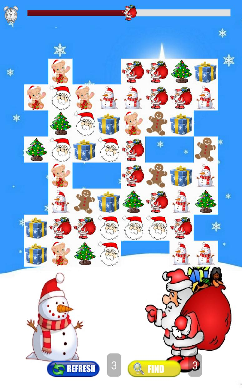 Christmas Game: Kids - FREE! 游戏截图3