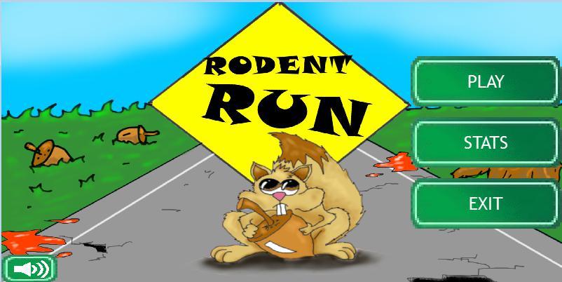 Rodent Run 游戏截图1