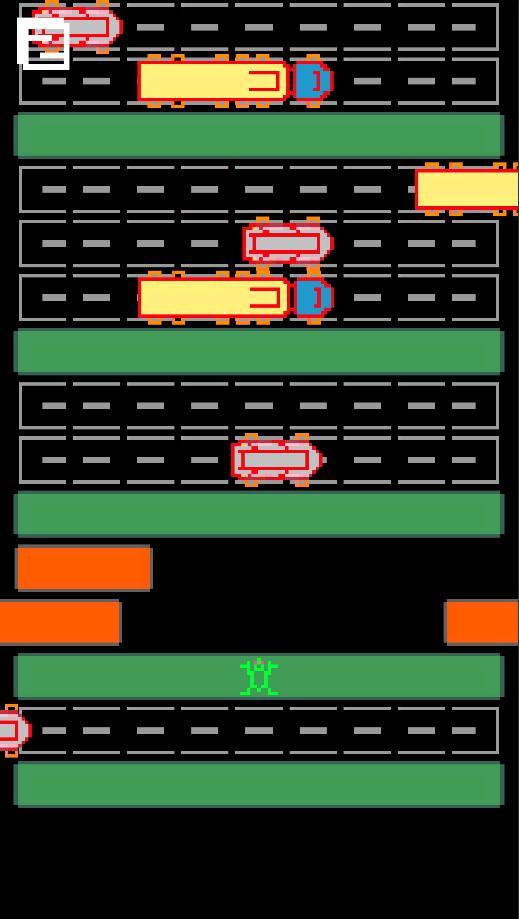 Crossy Pixel 游戏截图1